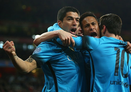 Barca day cho Arsenal bai hoc choi tan cong hinh anh