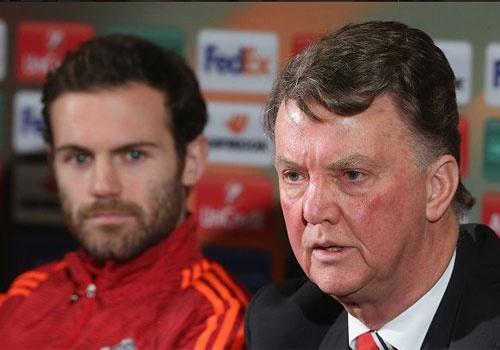 Van Gaal may man hon Jose Mourinho hinh anh 2