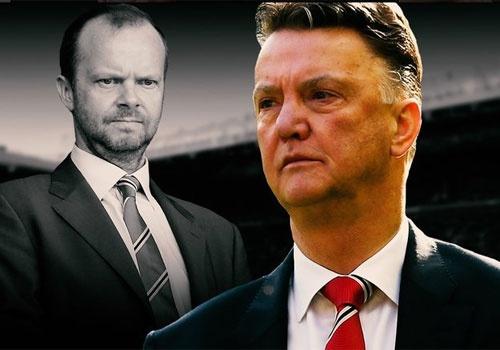 Van Gaal may man hon Jose Mourinho hinh anh