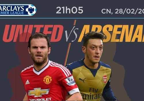MU - Arsenal: Diem tua san nha Old Trafford hinh anh
