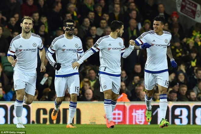 Chelsea tro lai top 10 sau 3 tran thang lien tiep hinh anh 2