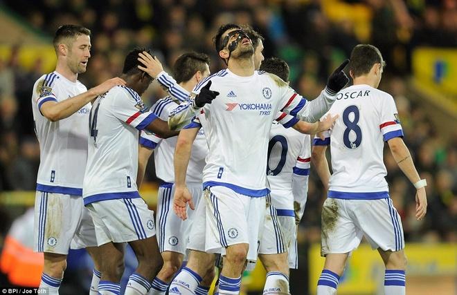 Chelsea tro lai top 10 sau 3 tran thang lien tiep hinh anh 6