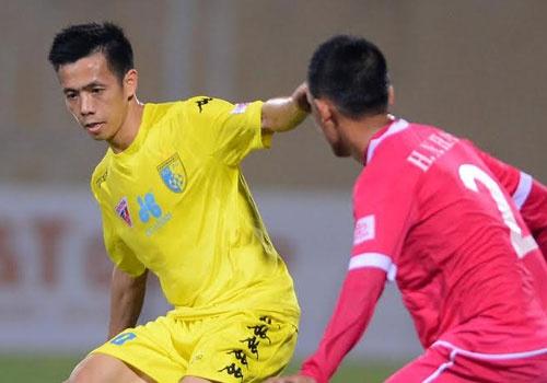 HAGL bat luc truoc Quang Ninh, HN T&T hoa CLB Ha Noi 1-1 hinh anh