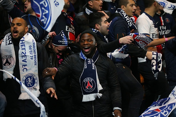 Ibrahimovic giup PSG loai Chelsea khoi Champions League hinh anh 3