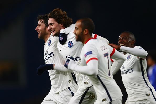 Ibrahimovic giup PSG loai Chelsea khoi Champions League hinh anh 7
