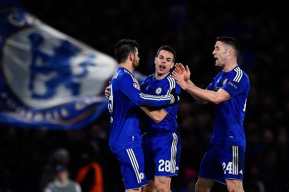 Ibrahimovic giup PSG loai Chelsea khoi Champions League hinh anh 9