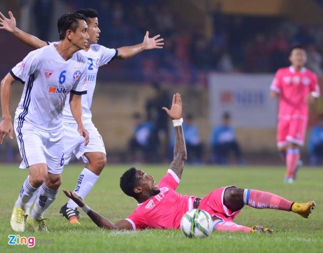 HAGL thua tran thu hai, CLB Ha Noi thang Da Nang 3-0 hinh anh 17