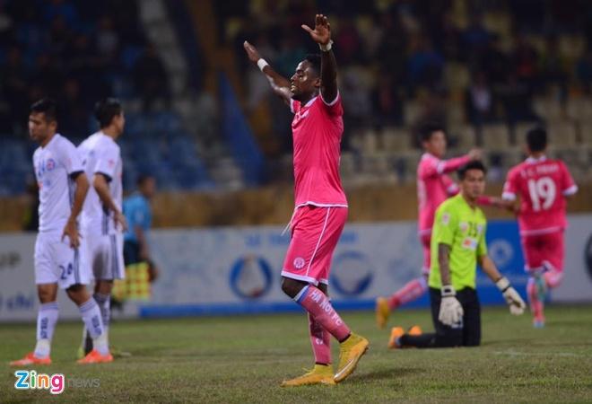 HAGL thua tran thu hai, CLB Ha Noi thang Da Nang 3-0 hinh anh 16