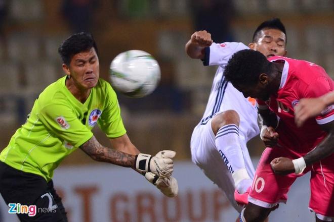 HAGL thua tran thu hai, CLB Ha Noi thang Da Nang 3-0 hinh anh 2