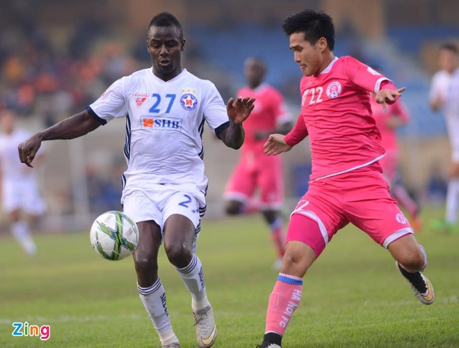 HAGL thua tran thu hai, CLB Ha Noi thang Da Nang 3-0 hinh anh 12