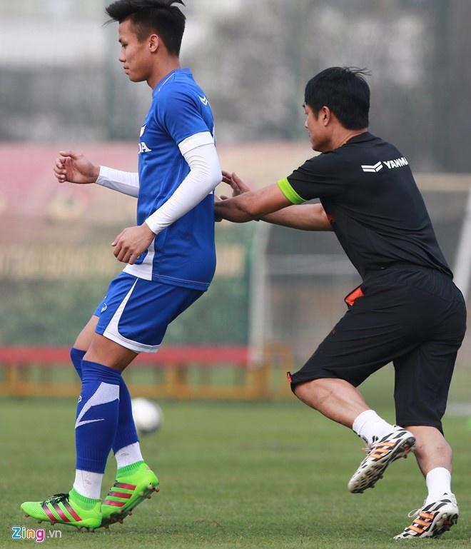 DT Viet Nam hoa 0-0 truoc HN T&T hinh anh 2