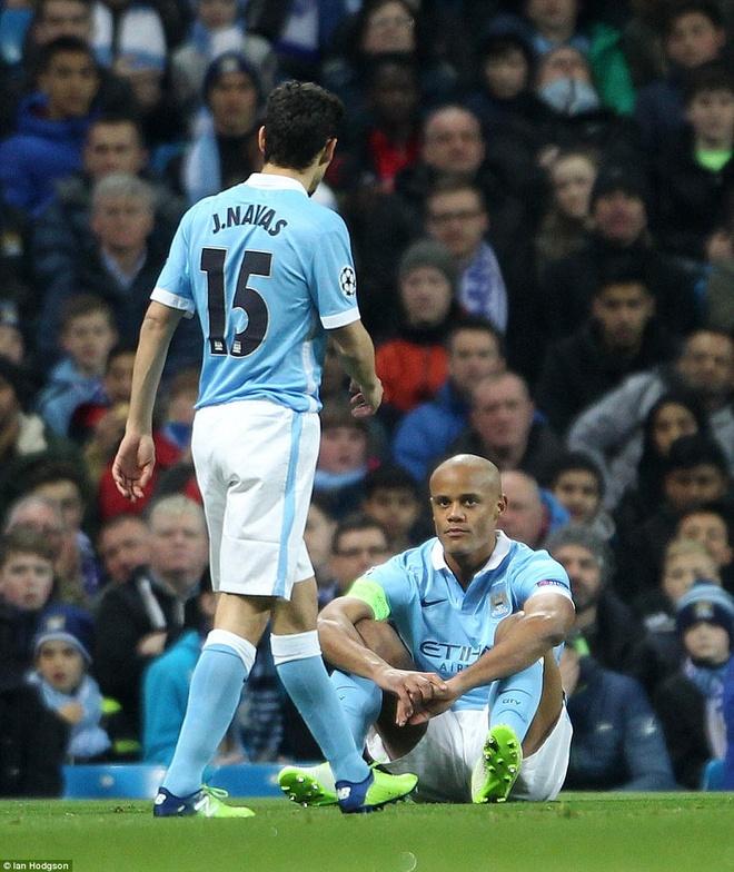 Man City tra gia dat vi ve vao tu ket Champions League hinh anh 2