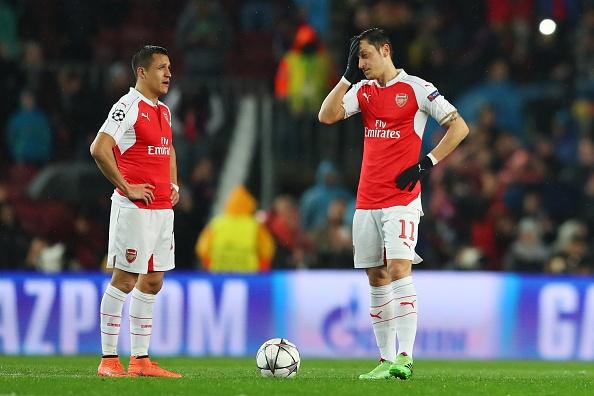 Messi, Neymar va Suarez giup Barca thang Arsenal 3-1 hinh anh 9