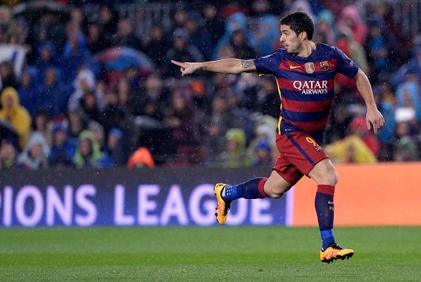 Messi, Neymar va Suarez giup Barca thang Arsenal 3-1 hinh anh 14