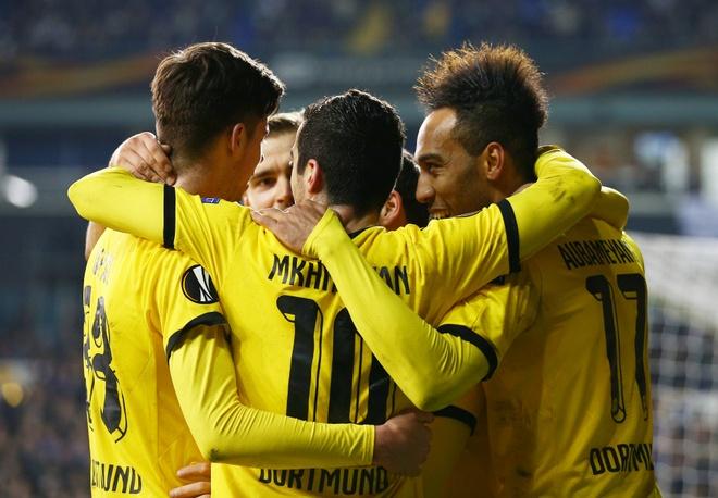 Klopp so suc manh cua Dortmund o Europa League hinh anh 1