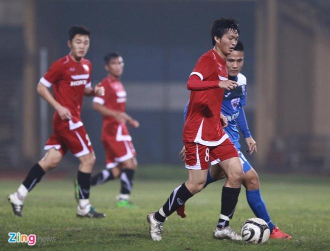 DT Viet Nam 4-0 Quang Ninh: Cong Vinh lap hat-trick hinh anh 9
