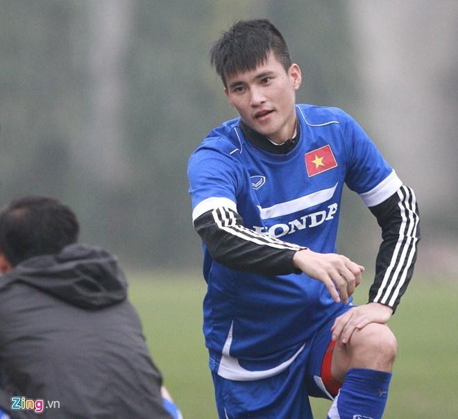 DT Viet Nam 4-0 Quang Ninh: Cong Vinh lap hat-trick hinh anh 2