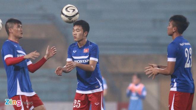 DT Viet Nam 4-0 Quang Ninh: Cong Vinh lap hat-trick hinh anh 3