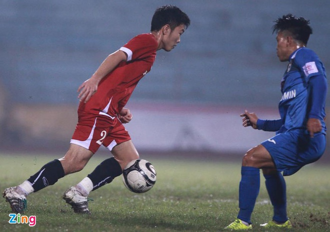 DT Viet Nam 4-0 Quang Ninh: Cong Vinh lap hat-trick hinh anh 8