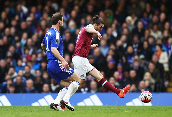 Leicester thang 1-0, Chelsea hoa West Ham 2-2 hinh anh 13