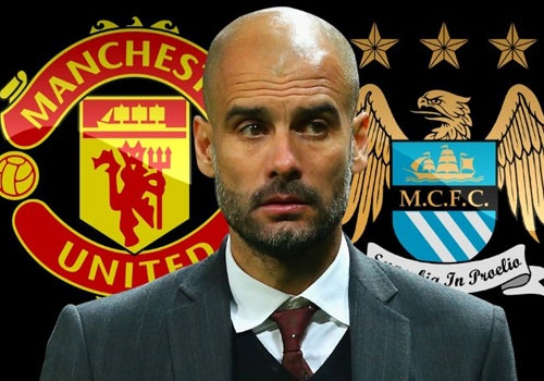 Pep Guardiola co the ra mat Man City gap MU hinh anh
