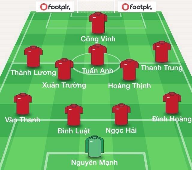 DTVN 4-1 Dai Loan: Cong Vinh va Van Toan lap cu dup hinh anh 2