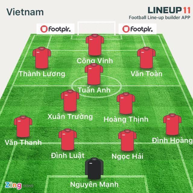 DTVN 4-1 Dai Loan: Cong Vinh va Van Toan lap cu dup hinh anh 6