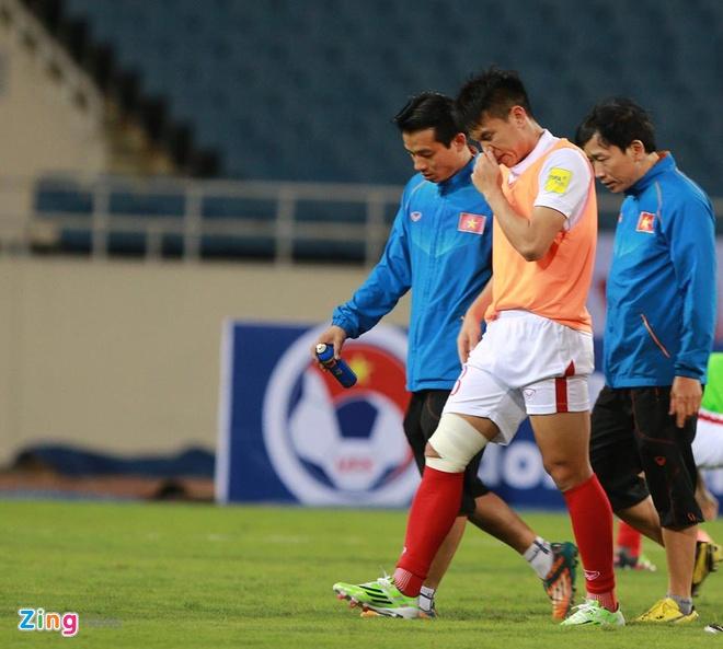 DTVN 4-1 Dai Loan: Cong Vinh va Van Toan lap cu dup hinh anh 10