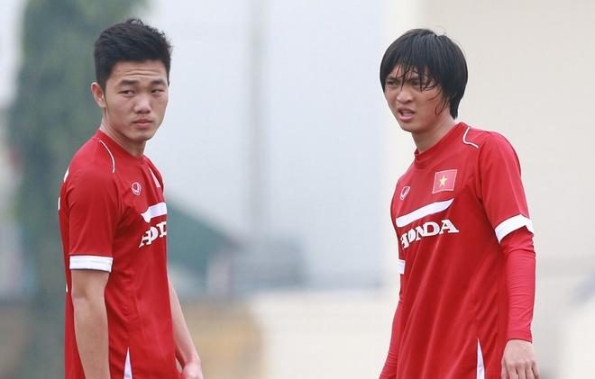 DTVN 4-1 Dai Loan: Cong Vinh va Van Toan lap cu dup hinh anh 3