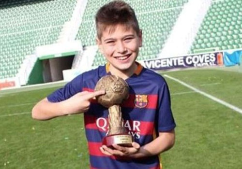 Barcelona danh bai Real trong tran 'mini El Clasico' hinh anh
