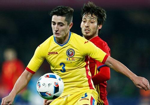 Highlights Romania 0-0 Tay Ban Nha hinh anh