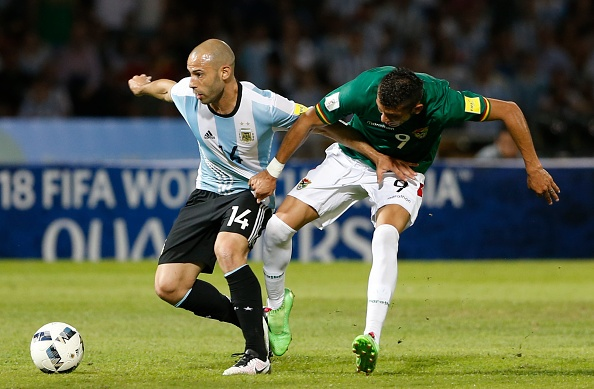 Messi ghi ban penalty, DT Argentina co chien thang 2-0 hinh anh 3