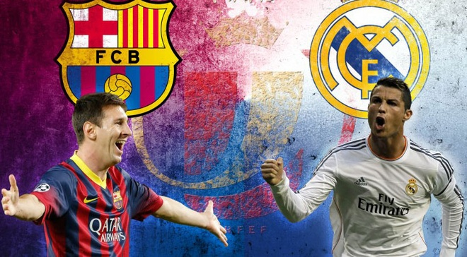 'Barcelona se ha knock-out Real Madrid' hinh anh 1