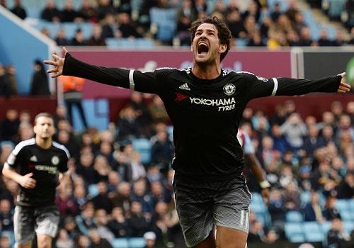 Pato ghi ban trong tran ra mat giup Chelsea thang 4-0 hinh anh