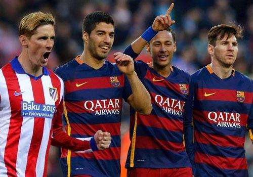 Lich thi dau cup C1: Dai chien Barca vs Atletico hinh anh