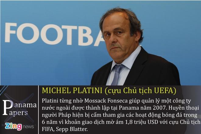 Be boi Tai lieu Panama: Canh sat ap vao tru so UEFA hinh anh 2