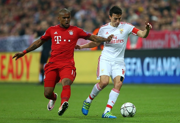 Truc tiep Bayern vs Benfica anh 9