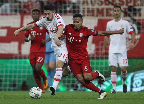 Truc tiep Bayern vs Benfica anh 13