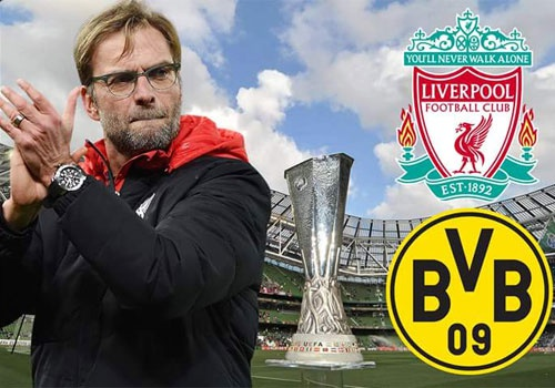 Dortmund - Liverpool: Klopp lan dau tro lai mai nha xua hinh anh