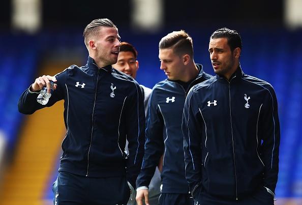 Tottenham 3-0 MU: 'Quy do' thua chong vanh trong 6 phut hinh anh 7
