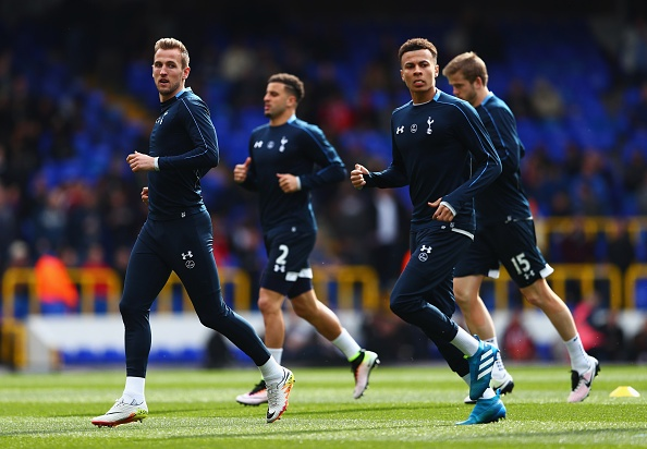 Tottenham 3-0 MU: 'Quy do' thua chong vanh trong 6 phut hinh anh 8