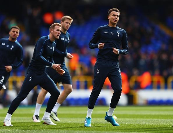 Tottenham 3-0 MU: 'Quy do' thua chong vanh trong 6 phut hinh anh 9