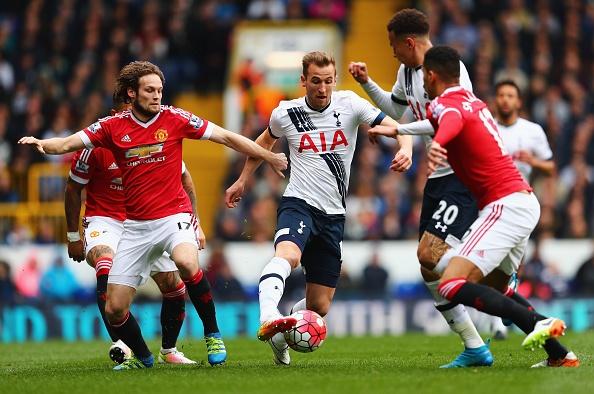 Tottenham 3-0 MU: 'Quy do' thua chong vanh trong 6 phut hinh anh 11