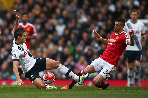 Tottenham 3-0 MU: 'Quy do' thua chong vanh trong 6 phut hinh anh 12