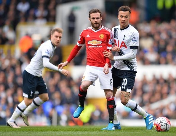 Tottenham 3-0 MU: 'Quy do' thua chong vanh trong 6 phut hinh anh 10