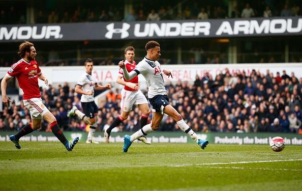 Tottenham 3-0 MU: 'Quy do' thua chong vanh trong 6 phut hinh anh 15
