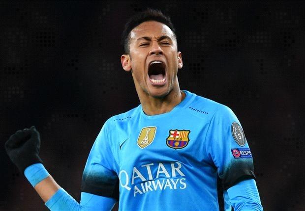 Barca ky hop dong ky la voi Neymar hinh anh 1