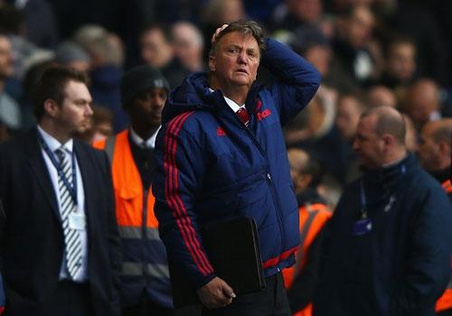 Thua Tottenham 0-3, MU mat hy vong du Champions League hinh anh