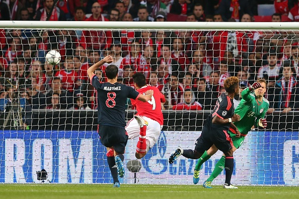Benfica 2-2 Bayern: Ruot duoi ty so kich tinh hinh anh 9