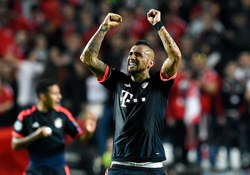 Benfica 2-2 Bayern: Ruot duoi ty so kich tinh hinh anh